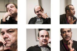 Rencontre avec Didier Bourdon, Bernard Campan et Pascal Légitimus (Les Inconnus) : © Pascal Bastien