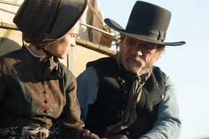 Homesman Tommy Lee Jones Meryl Streep Hilary Swank