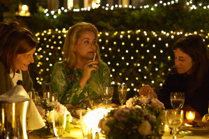 3 Trois cœurs Benoît Jacquot Charlotte Gainsbourg Catherine Deneuve Chiara Mastroianni Film Scène