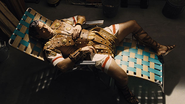Hail Caesar! Ethan Joel Coen George Clooney Josh Brolin Film Scène