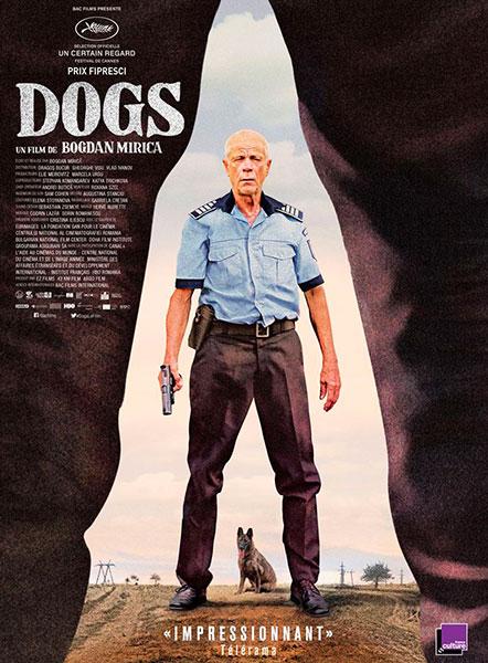 Affiche de Dogs réalisé par Bogdan Mirică, film partenaire
