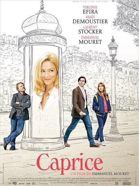 Affiche film Caprice