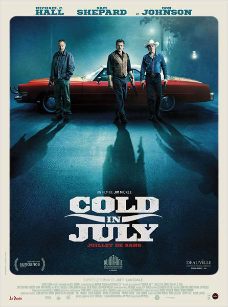 Affiche film Cold in July