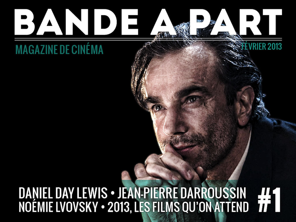 couverture BANDE A PART 01 daniel day lewis