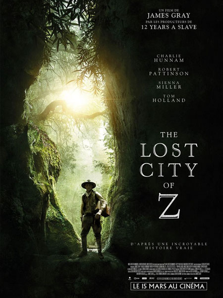 magazine cinéma - The lost city of Z - James Gray