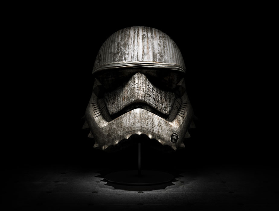 Image mythe Star Wars 08 stormtrooper casque