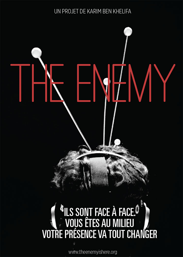 the enemy - realite virtuelle