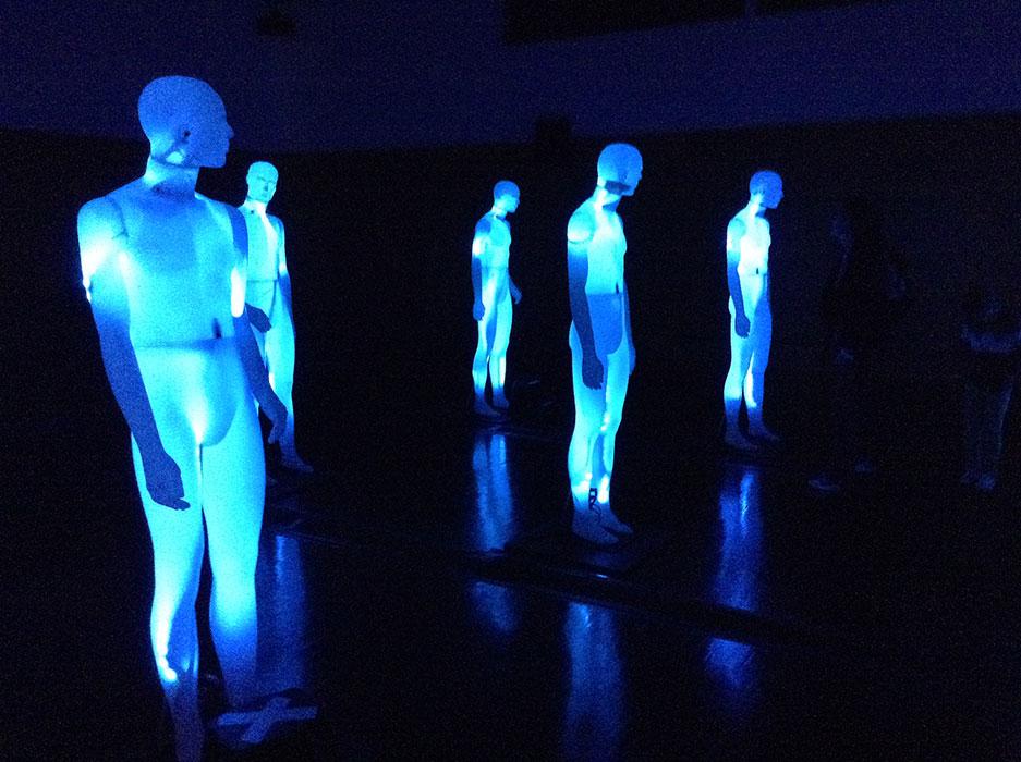 Utopiales 2015 - images 10 sculpture