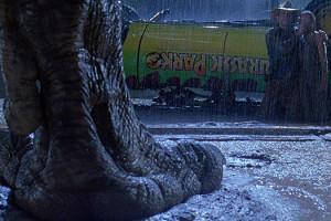 Bande-annonce Jurassic Park fan trailer T-Rex