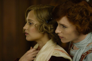The Danish Girl - homepage