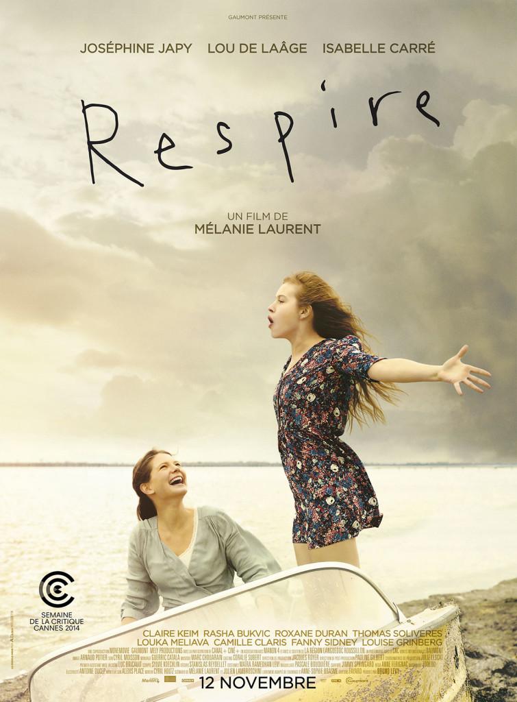 Affiche film - Respire
