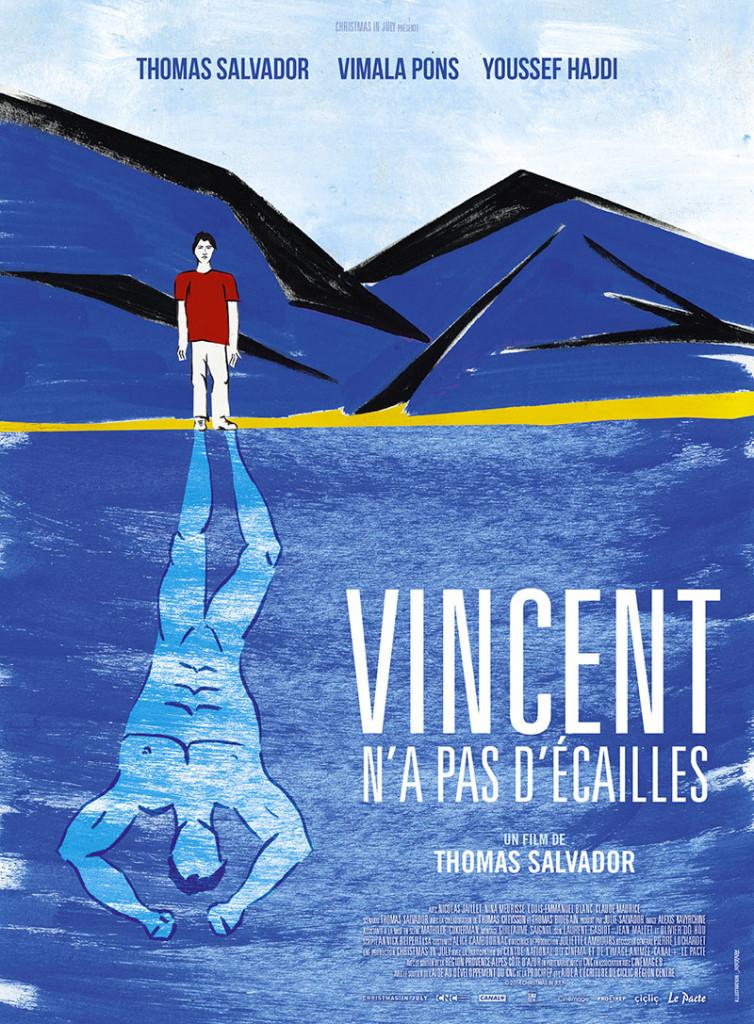 Décryptage de l'affiche de Vincent n'a pas d'écailles