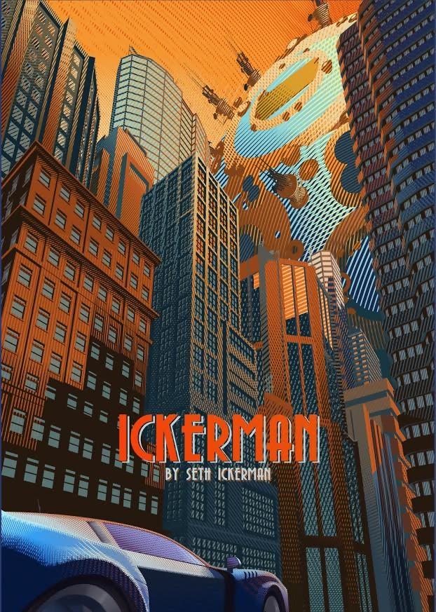 Ickerman affiche