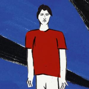 Extrait affiche Vincent n'a pas d'écailles - le t-shirt rouge