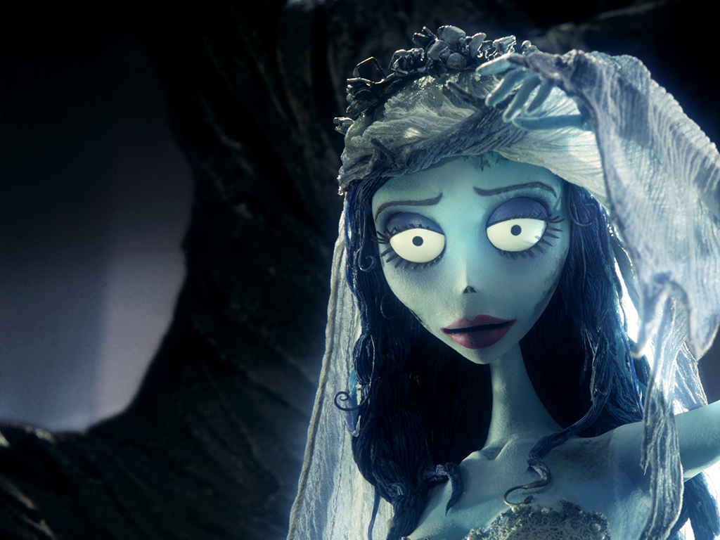 Tim Burton Big Eyes Ed Wood Beetlejuice Noces funèbres Edward Yeux Regard