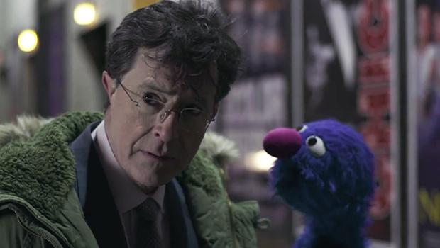 Colbert Jonze Late Show Court-métrage CBS