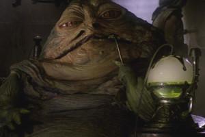 Star Wars Retour Jedi Jabba LSD Phil Tippett Return George Lucas