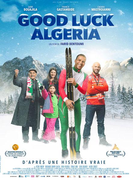sélection de la semaine Good Luck Algeria