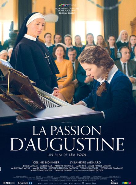 sélection de la semaine Passion Augustine