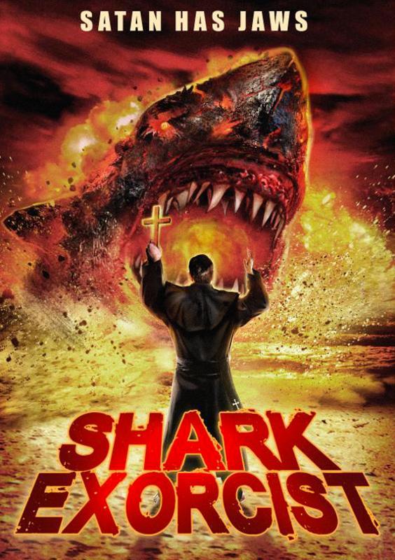 Shark Exorcist Film Nanar Culte Requin Bande-annonce Insolite