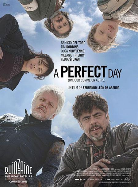Affiche film A Perfect Day - sélection de la semaine