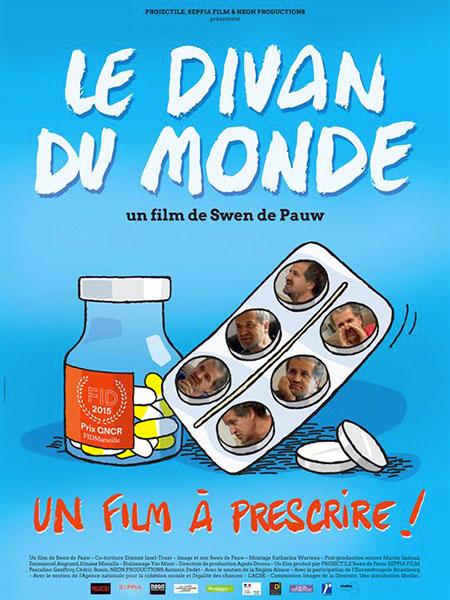 Affiche film Le Divan du Monde - sélection de la semaine