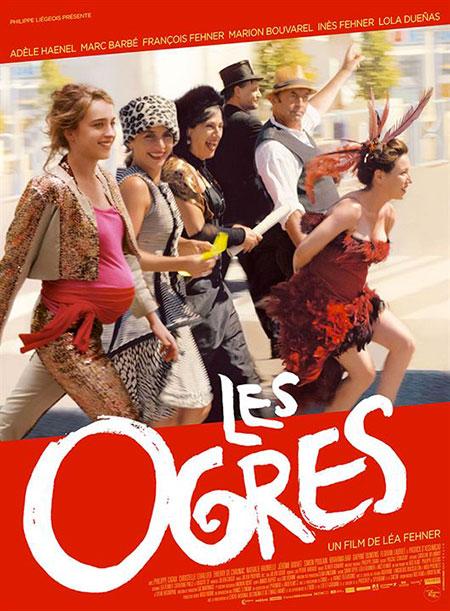 Affiche film Les Ogres - sélection de la semaine
