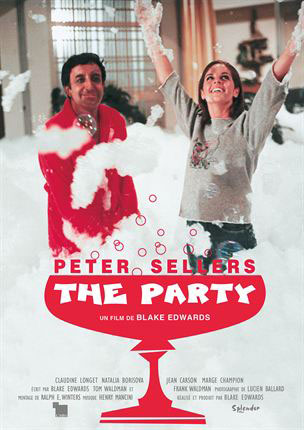 Affiche film The Party