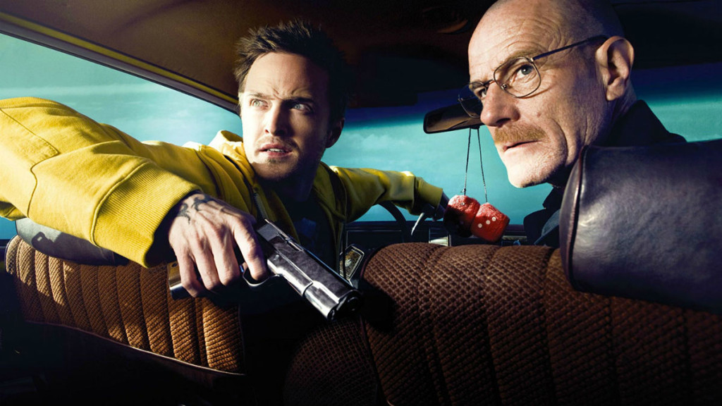 Inspirations de Julien Rappeneau : la série Breaking Bad