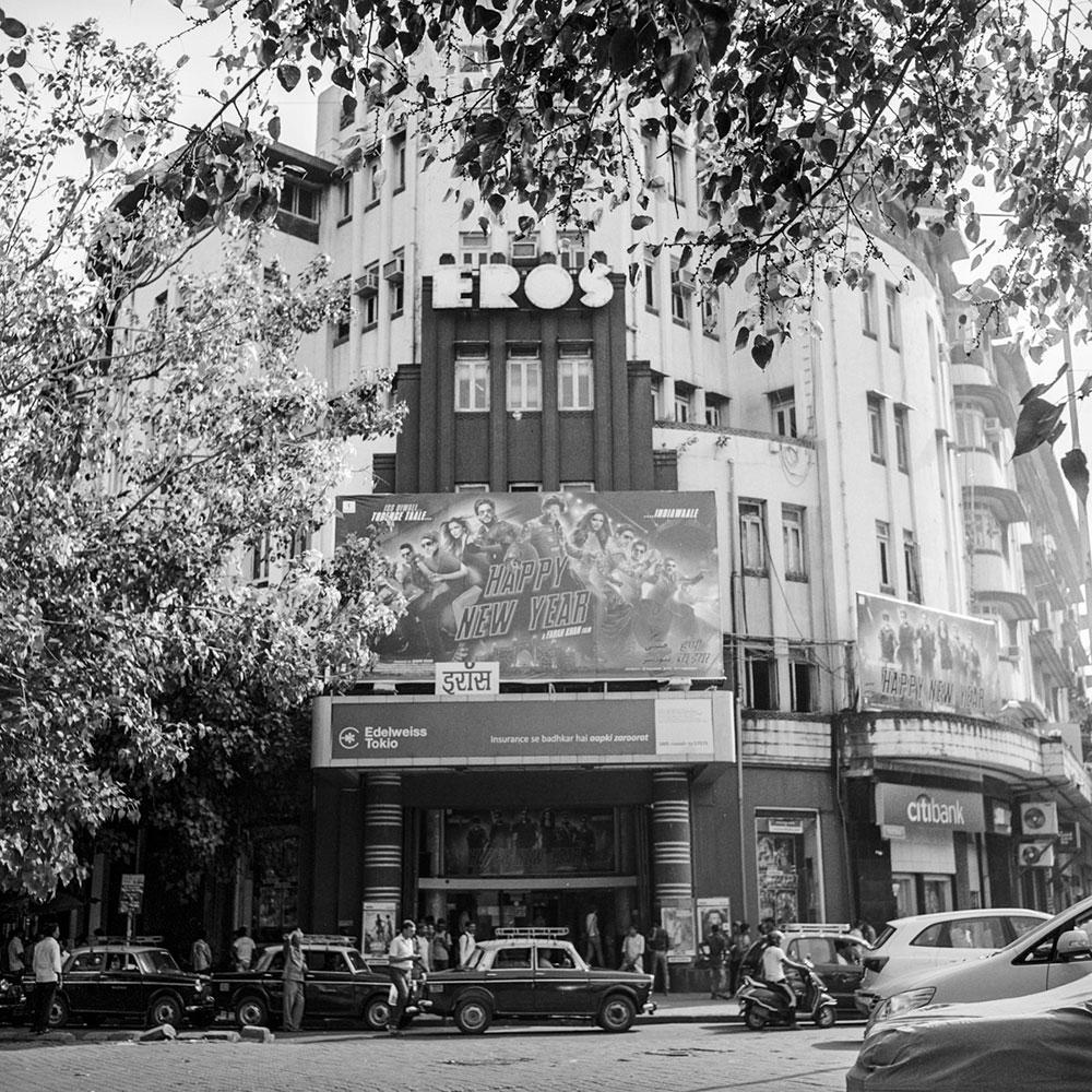 Escale cinéphile à Bombay