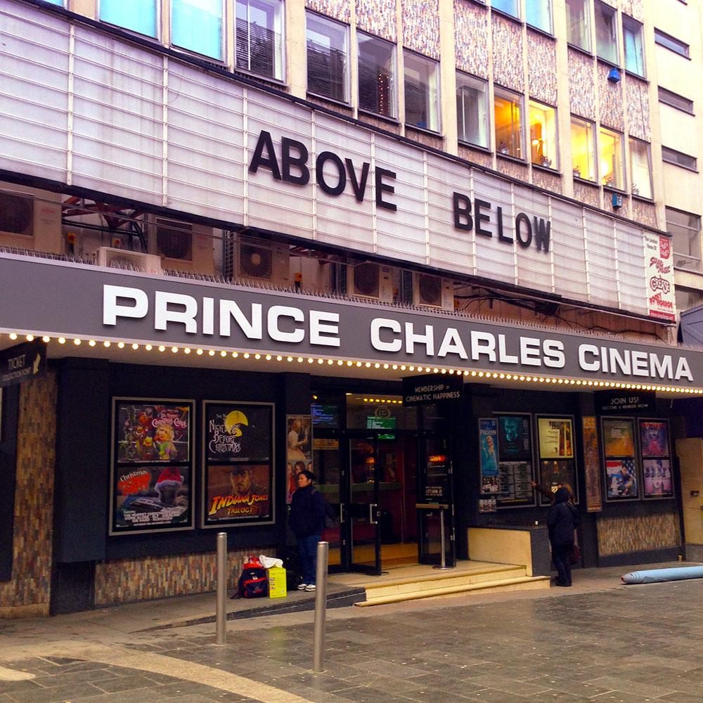 Escale cinéphile à Londres