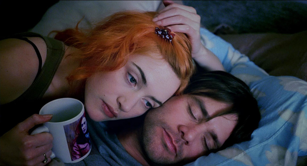Les inspirations de Julien Rappeneau : Eternel Sunshine of the Spotless Mind de Michel Gondry
