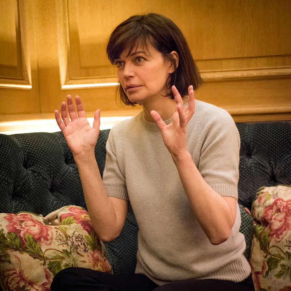 Rencontre avec Marianne Denicourt, actrice dans Médecin de campagne de Thomas Lilti