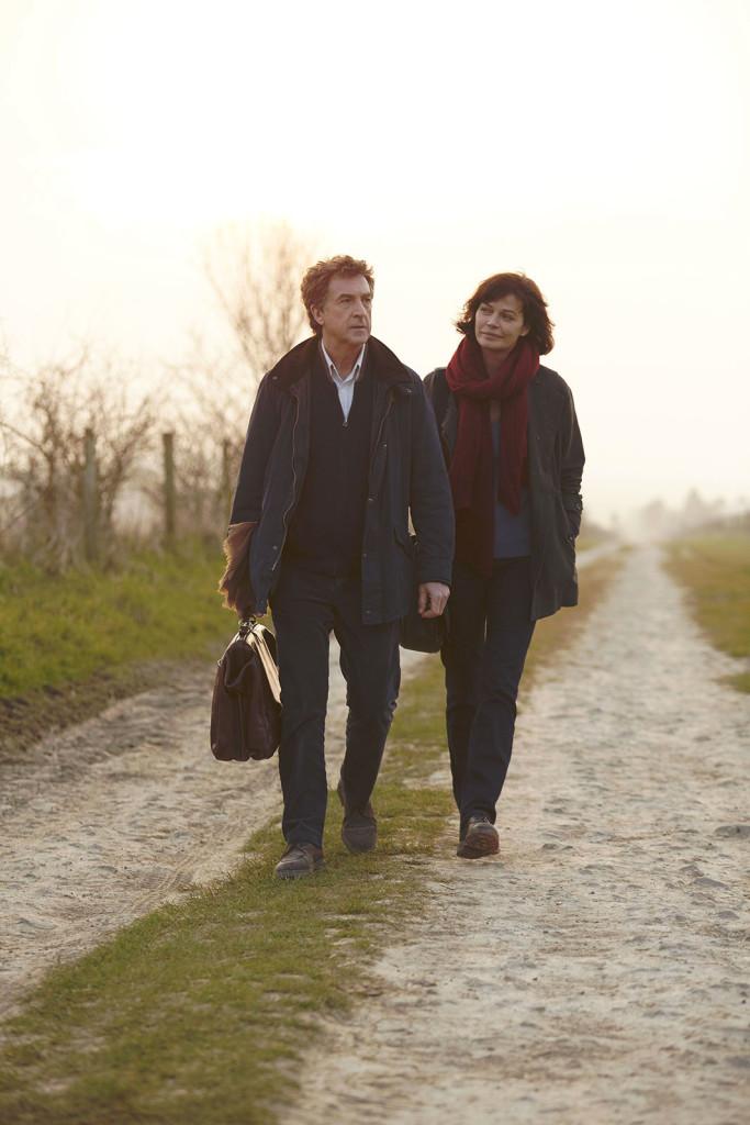 Rencontre avec Marianne Denicourt, actrice dans Médecin de campagne de Thomas Lilti - extrait avec François Cluzet