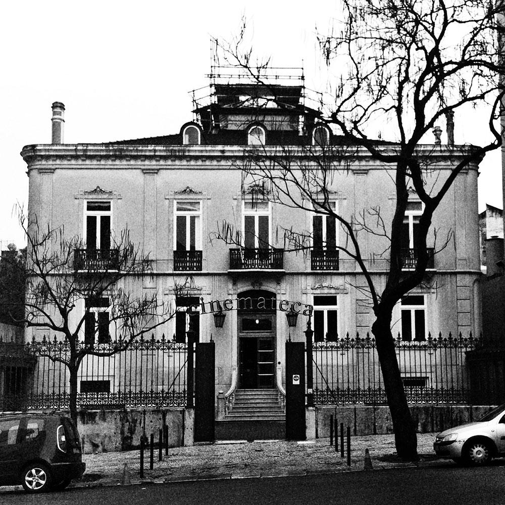 Escale cinéphile à Lisbonne
