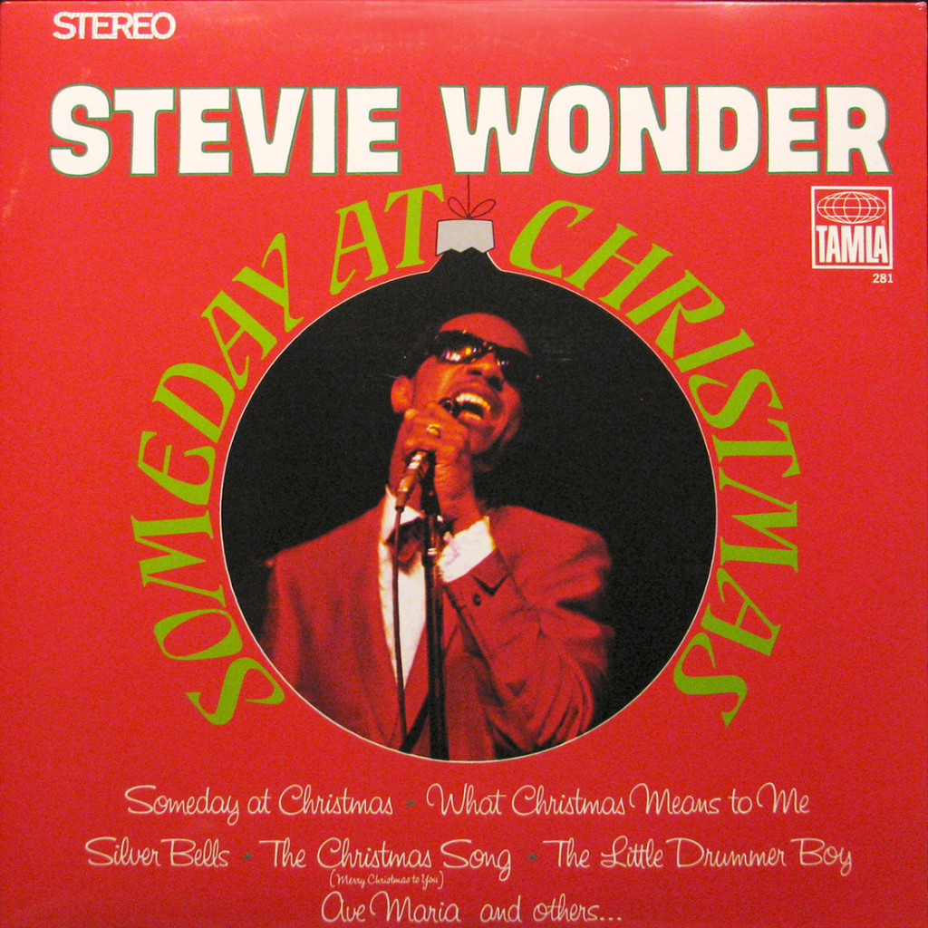 Inspirations de Julien Rappeneau : Someday at Christmas de Stevie Wonder