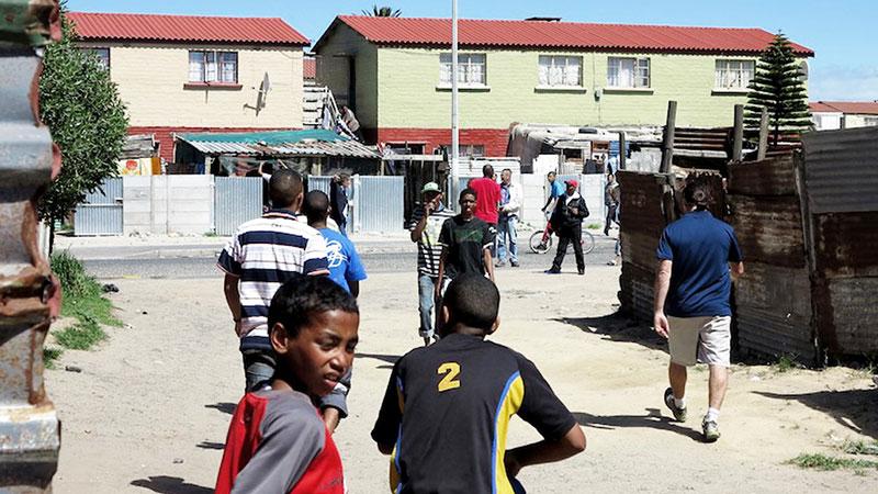 zulu reportage village enfants