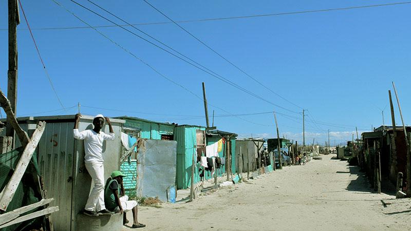 zulu reportage désert village