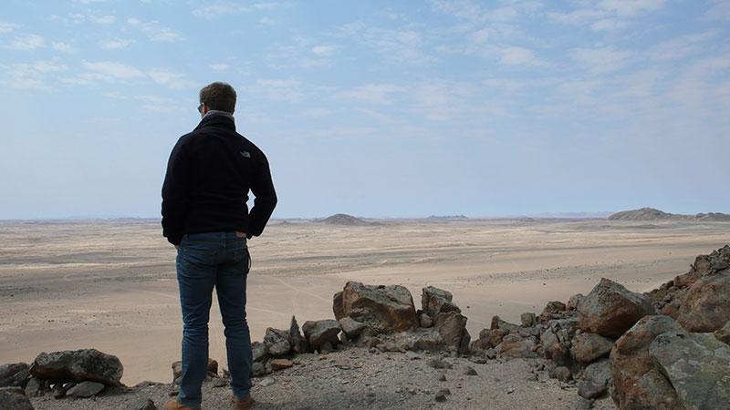 zulu reportage désert