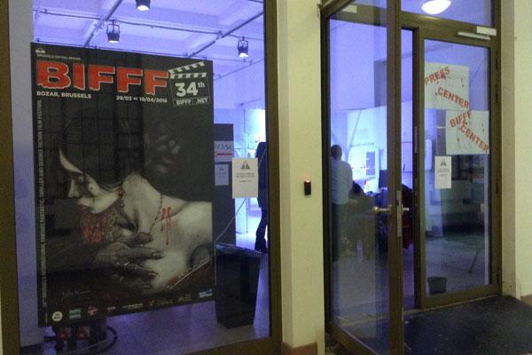 BIFFF Festival Bruxelles Fantastique Reportage Film