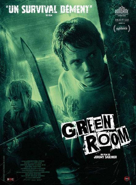 sélection de la semaine green room