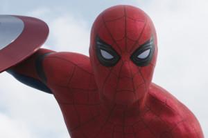 spider-man tom holland marvel civil war