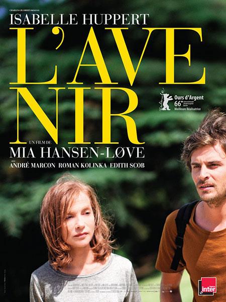 affiche l'avenir Mia Hansen-Love