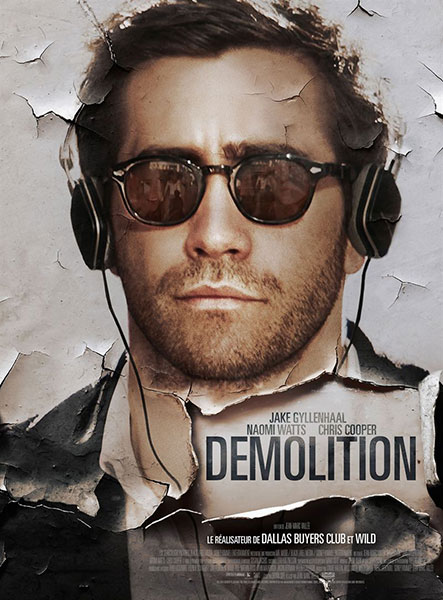 affiche demolition jake gyllenhaal