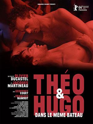 Théo et Hugo dans le même bateau de Olivier Ducastel, Jacques Martineau affiche