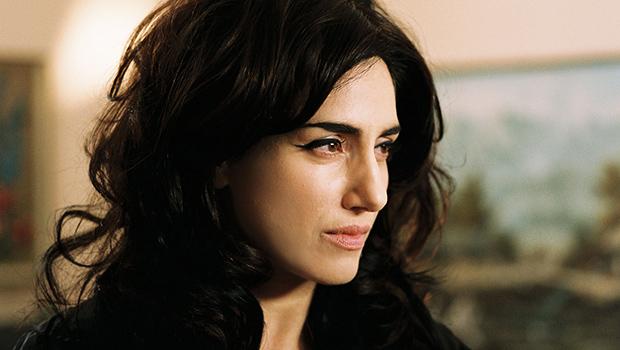 Portrait de Ronit Elkabetz