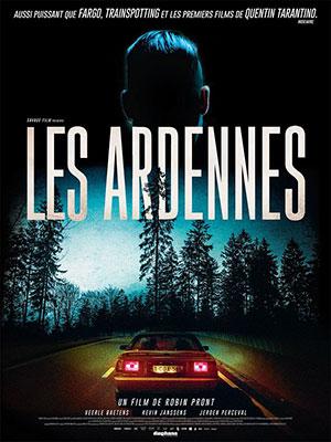 Affiche du film Les Ardennes de Robin Pront