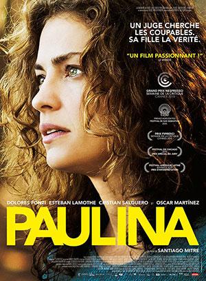 Affiche du film Paulina de Santiago Mitre
