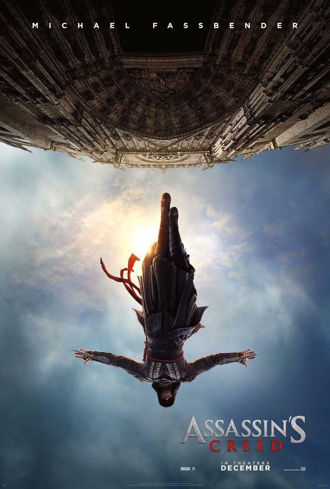 Assassin's Creed Michael Fassbender Ariane Labed Marion Cotillard Ubisoft Justin Kurzel