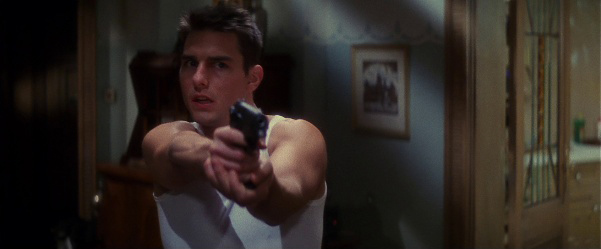 Mission Impossible Brian De Palma Tom Cruise Gun Weapon